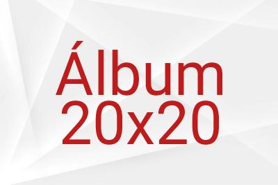 Álbum 20x20