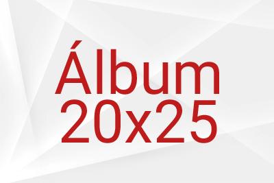 Álbum 20x25