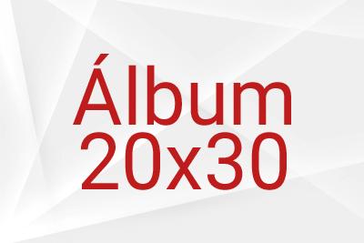 Álbum 20x30