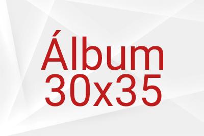 Álbum 30x35 Horizontal