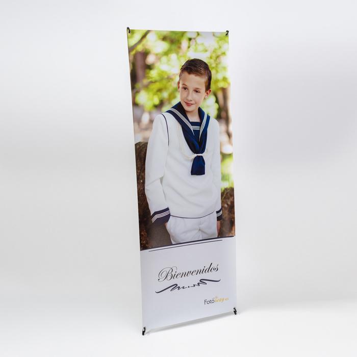 Banner + Soporte